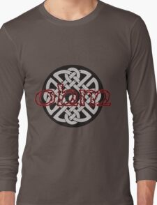 ohm Celtic Long Sleeve T-Shirt