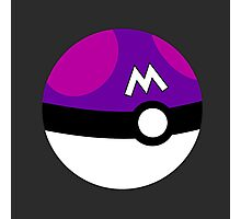 Master Ball Photographic Print