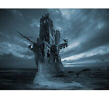 The Flying Dutchman phantom Photographic Print