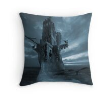 The Flying Dutchman phantom Throw Pillow