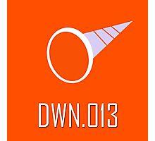 DWN.013 - Crash Man Photographic Print