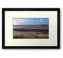 Cramond Beach II Framed Print