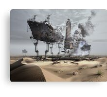 Dehydration Canvas Print