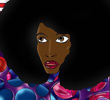 Ode 2 Badu by Donald Norby