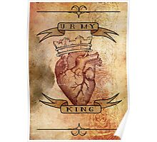You Are My King Poster