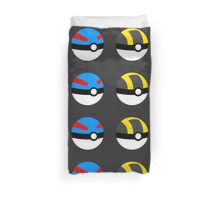 Poke Ball Hierarchy  Duvet Cover