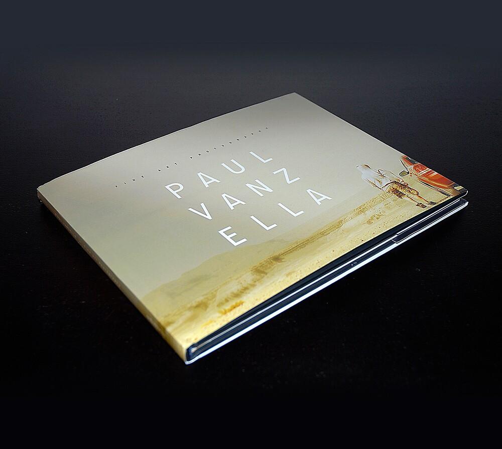 Paul Vanzella - Fine Art Photography Book by Paul Vanzella