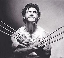 Wolverine by brittnideweese