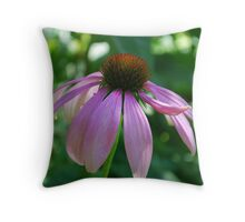 He Loves Me Not... Throw Pillow