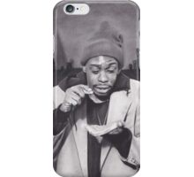 Tyrone Biggums (Dave Chappelle) in the Tenderloin iPhone Case/Skin