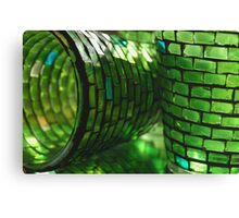 The Glass is Always Greener.... Canvas Print