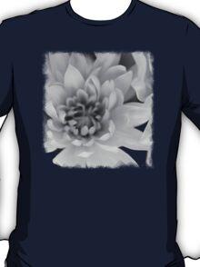 White chrysanth T-Shirt
