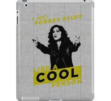 Like a Cool Person iPad Case/Skin