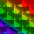 Rectangular Rainbow by mompaq