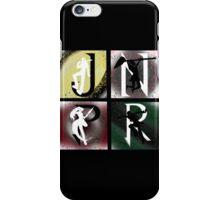 JNPR 4 Way Combo Characters iPhone Case/Skin