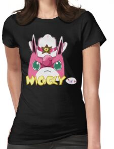 Sheriff Wigglytuff Womens Fitted T-Shirt