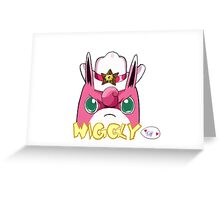 Sheriff Wigglytuff Greeting Card