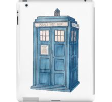 T.A.R.D.I.S iPad Case/Skin