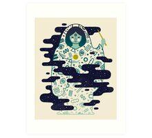 The Magician: Enchantment Art Print