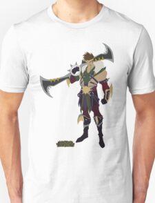 LoL | Minimalist Classic Draven T-Shirt