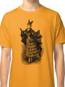 Victorian Bat Girl Costume Classic T-Shirt