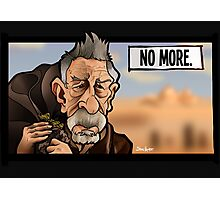 No More War Doctor Photographic Print