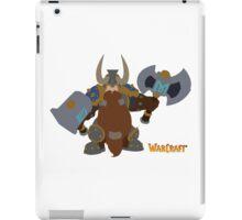 Warcraft | Minimalist Muradin iPad Case/Skin