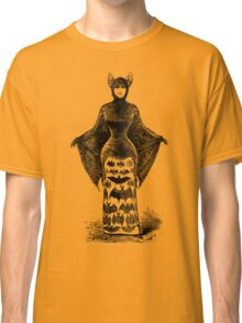 Antique Bat Lady Classic T-Shirt
