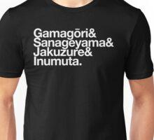 Elite Four (Classic) - Kill la Kill goes Helvetica Unisex T-Shirt