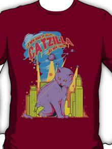 A New kind of killer CATZILLA...all new thrills T-Shirt