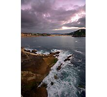 The shores of San Seb Photographic Print