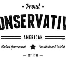 Proud Conservative American by morningdance