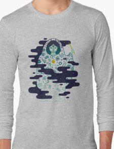 The Magician: Enchantment Long Sleeve T-Shirt