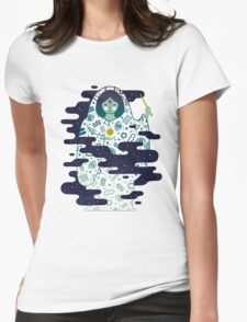 The Magician: Enchantment Womens Fitted T-Shirt