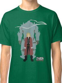 Fullmetal Alchemist Brotherhood | Minimalist Elric Brothers Classic T-Shirt