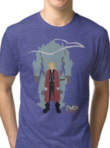 Fullmetal Alchemist Brotherhood | Minimalist Elric Brothers Tri-blend T-Shirt