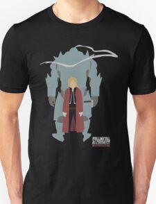 Fullmetal Alchemist Brotherhood | Minimalist Elric Brothers T-Shirt