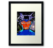 New Years Eve Thingy Framed Print
