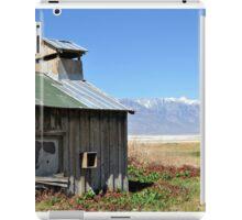 Desert Ghost Town iPad Case/Skin