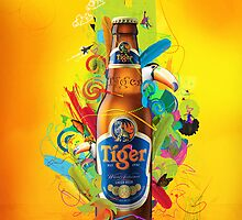 Tiger Beer: Energy by Archan Nair