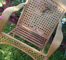Garden Chair by PPPhotoArt