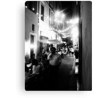 Nîmes Nightlife Canvas Print