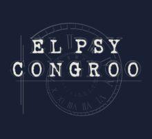 El Psy Congroo - Steins Gate t-shirt Baby Tee