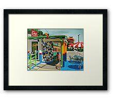 Chuy's Framed Print