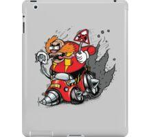 DR ROBOTFINK iPad Case/Skin