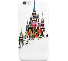 Cinderella Castle II iPhone Case/Skin