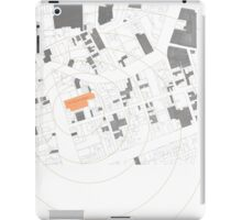 Cork City Food Map iPad Case/Skin