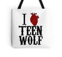 Anatomical Love - Teen Wolf Tote Bag