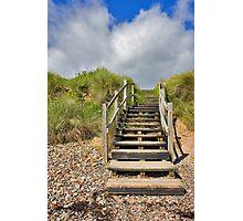 Dune Stairs Photographic Print