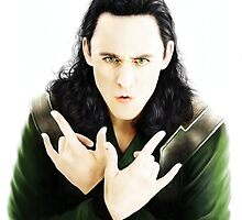 Loki - There Are No Men Like Me XVIII Version I by DeMoy